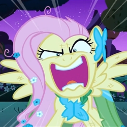 angry-fluttershy