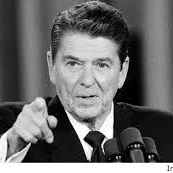 Ronald Reagan We Win You Lose