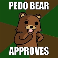 Pedobear Sees Potential