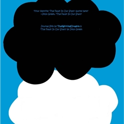 Fault in our stars cloud cover