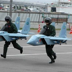 NORTH KOREAN TOP GUN ACADEMY