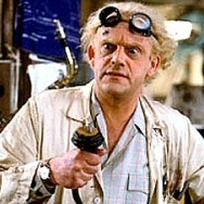 Doc Back to the future