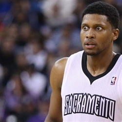 Rudy Gay Shocked