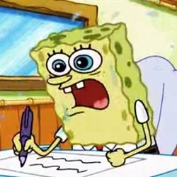 Spongebob What I Learned In Boating School Is