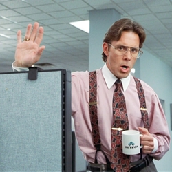 Office Space Did Ya Get The Memo
