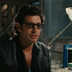 Ian Malcolm - Life Finds a Way