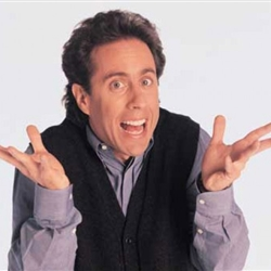 Whats the deal with jerry seinfeld