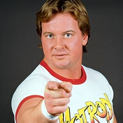 Rowdy Roddy Piper Hot Rod