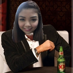 I don't always Leah Chan
