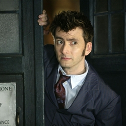 David Tennant - What century is this