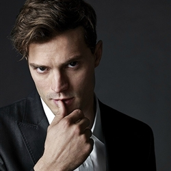 Christian Grey Jamie Dornan