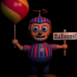 Balloon Boy Five Nights at Freddy's 2
