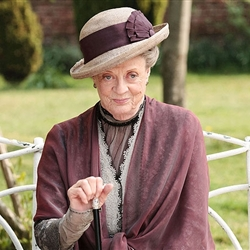 Maggie Smith Downton Abbey 1