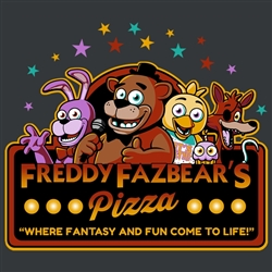 ☀Freddy fnaf pizza