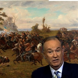 Bill O'reilly WAR ZONE PROOF