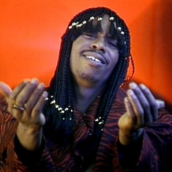 Rick James its friday