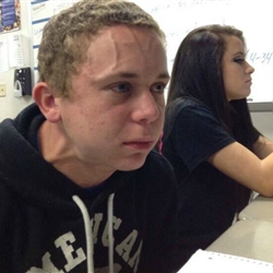 When you haven't told anyone in 5 minutes