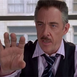 J. Jonah Jameson Headline