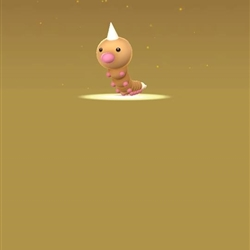 WEEDLE FROM EGG