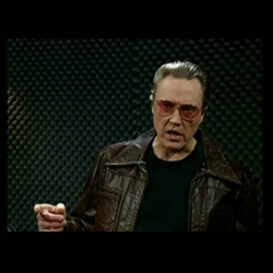 Christopher Walken Cowbell