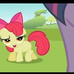 Applebloom sex face