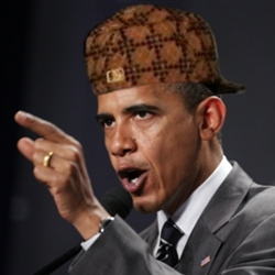 Scumbag Obama Claus