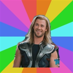 Overly Accepting Thor