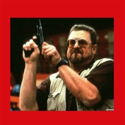 Angry Walter With Gun