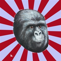 Rustled Jimmies Gorilla