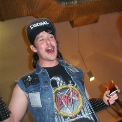 Extremely Drunk Metalhead