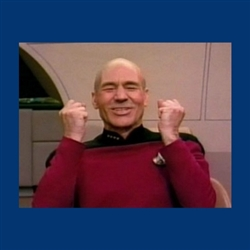 Captain Picard So Much Win!