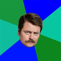 Advice Ron Swanson