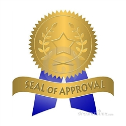 official seal of approval