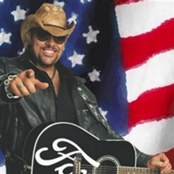 Toby Keith Loves