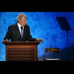 Clint Eastwood's Chair Talk
