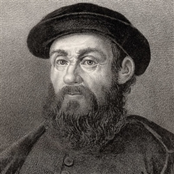 Ferdinand Magellan - he almost made it all the way