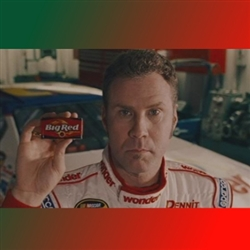 Ricky Bobby Big Red