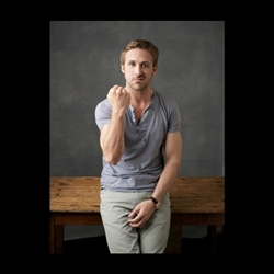 ryan gosling punch