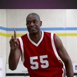 Not in my house Mutombo