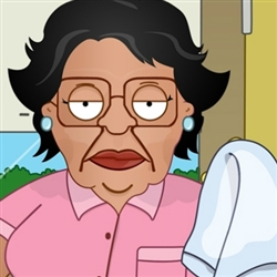 family guy mexican maid