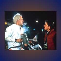 Marty McFly & Doc
