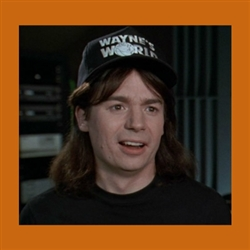Wayne's World No Way