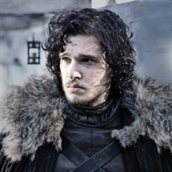 jon snow black