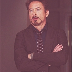 Robert Downey Junior face