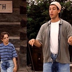 billy madison pee