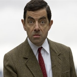 Stupid Face Mister Bean