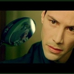 There is no spoon Keanu