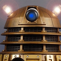 Disturbed Dalek