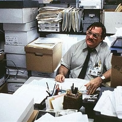 BOB THE OFFICE WORKER