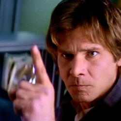 Han solo points